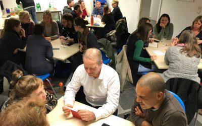 Treffen der Arbeitsgruppen in Bonn