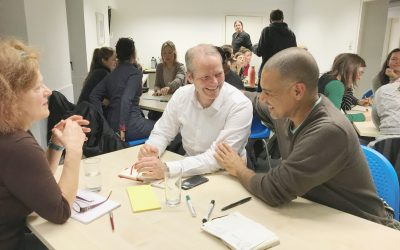 16. Januar '19 – 1. Meetup 2019 in Bonn