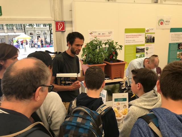 Wissenschaftsnacht in Bonn