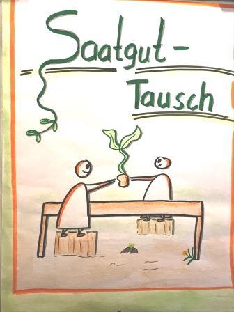 Saatgut-Tausch