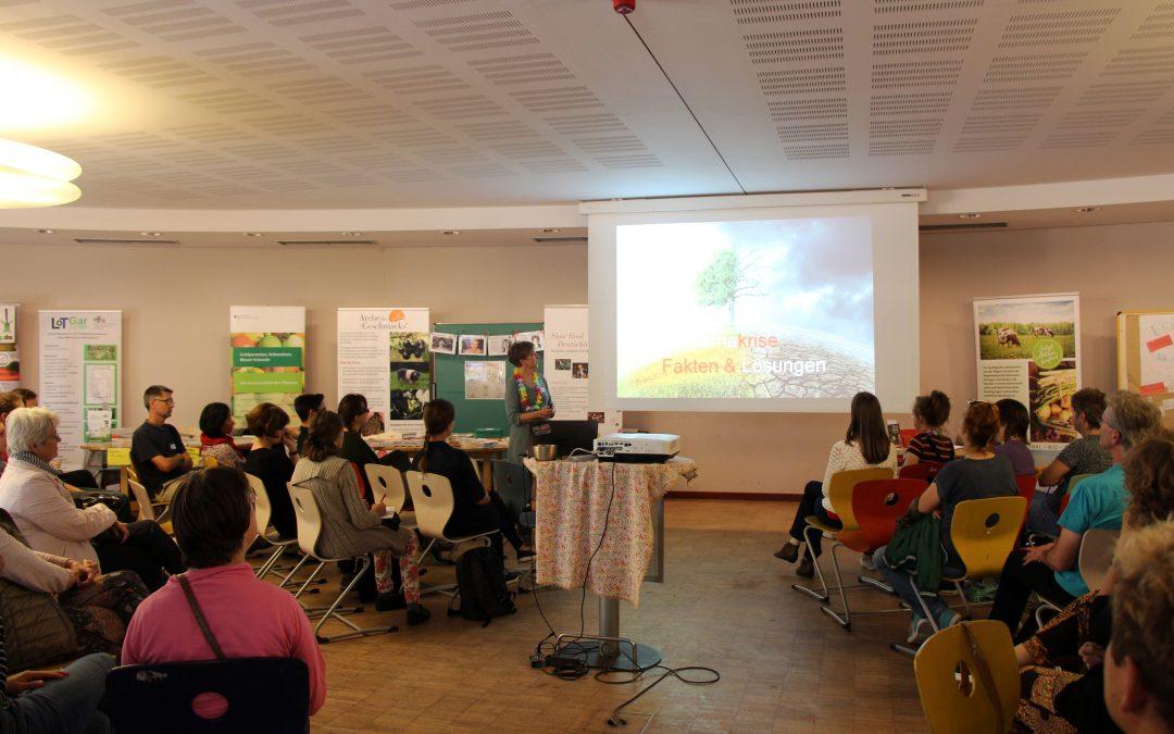 """Aktionstag """"Bonn wird Klima-Garten"""" – nächste Schritte und Infos"""