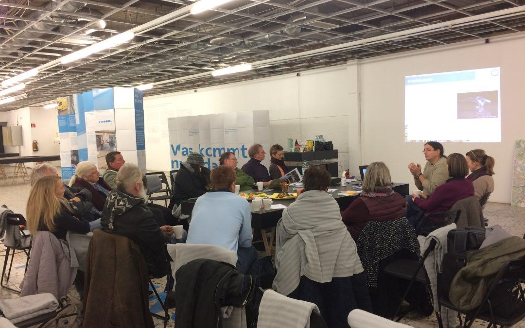 8. Netzwerktreffen mit Forschungsfragenworkshop in Oberhausen am 23. Januar '19