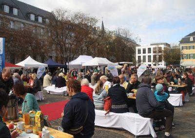 Agrikulturfestival in Bonn