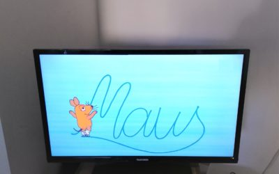 Film bei Sendung mit der Maus